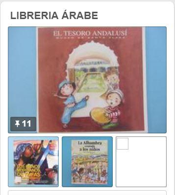 LIBRERÍA ÁRABE