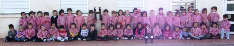 Grupo de niños Historiando.